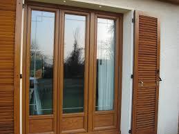 Fenêtre – Porte fenêtre en bois