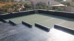 Etanchéité toiture terrasse