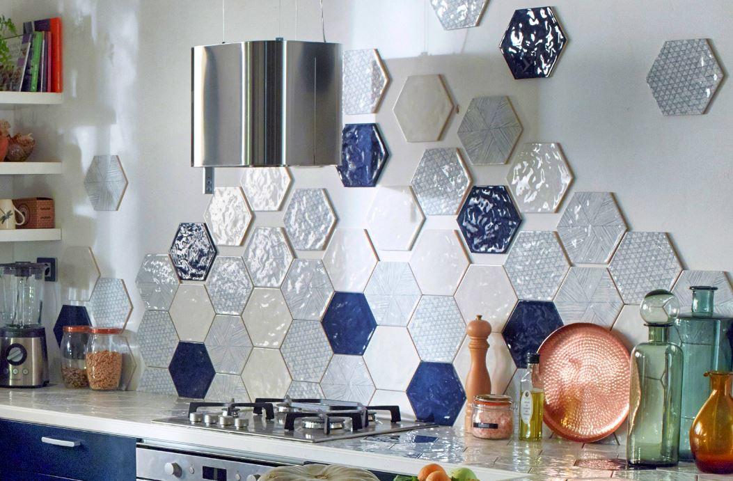 La déco parfaite pour une cuisine: papier peint et autres accessoires