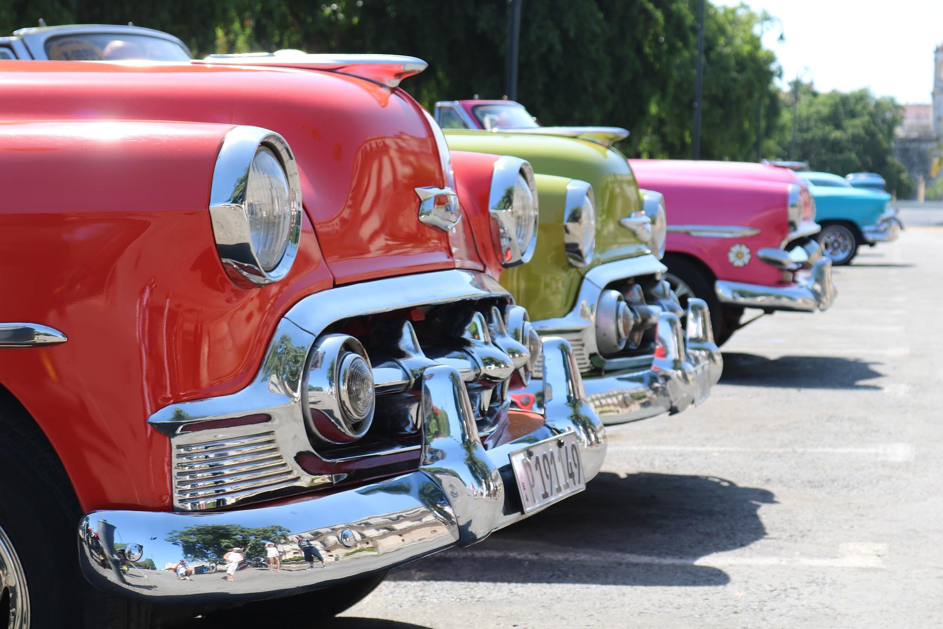 Zoom sur les moyens de transport sur le territoire cubain